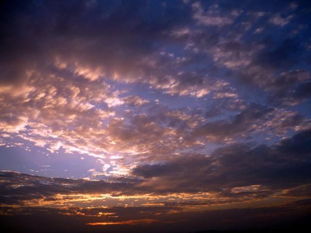 GC sunset