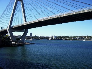 00901 ANZAC Bridge