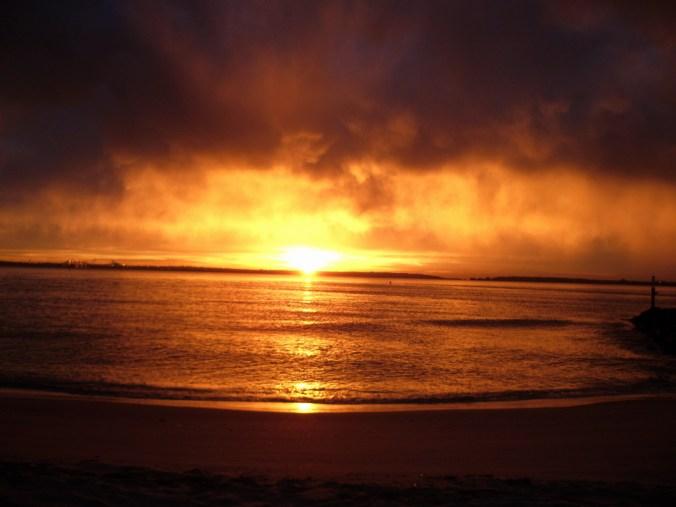 sunrise 1 7 sept