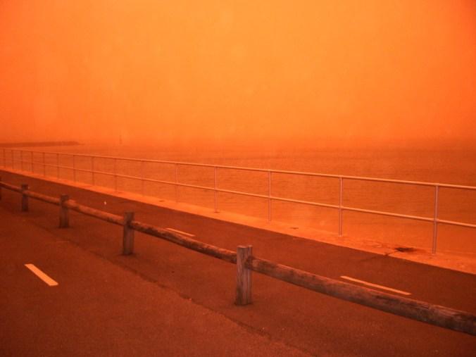 sydney dust