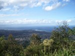 view from mt keira