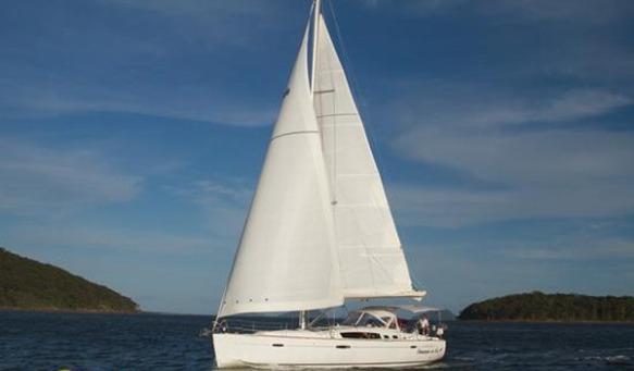 BENETEAU 46 Cruising yacht