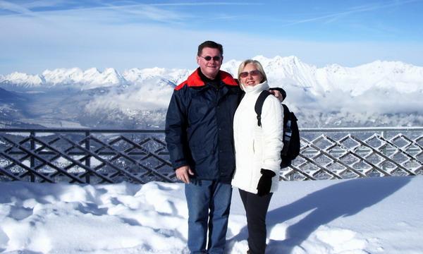 Patscher Kofel at 2300 metres