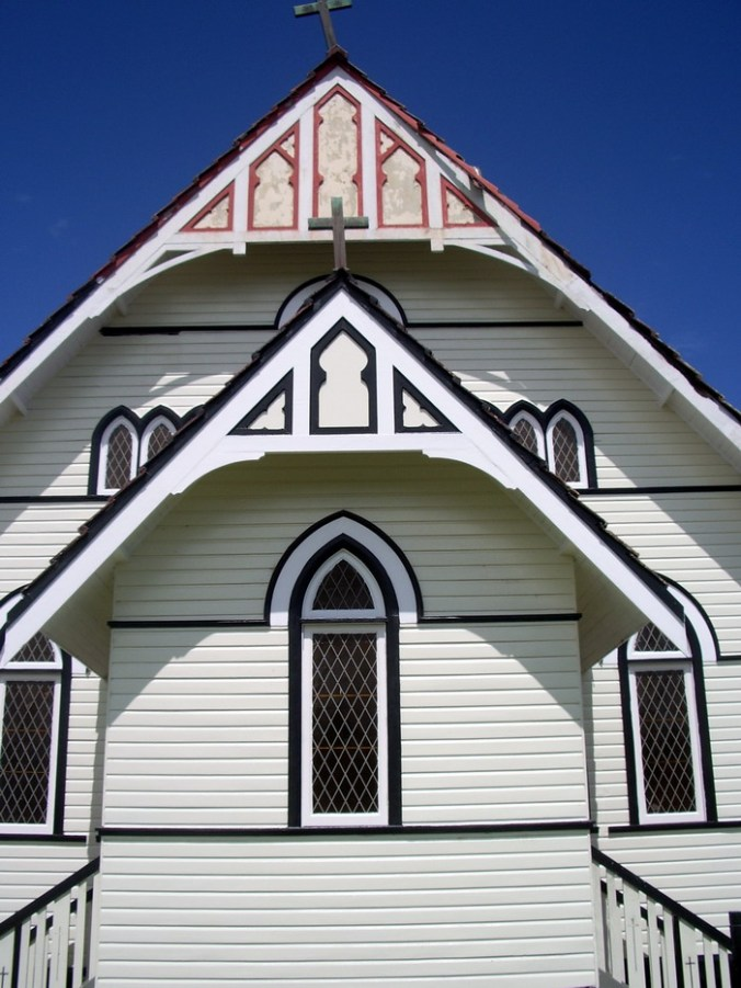 Former Catholic Church