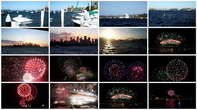 New Year  2013 Sydney Harbour