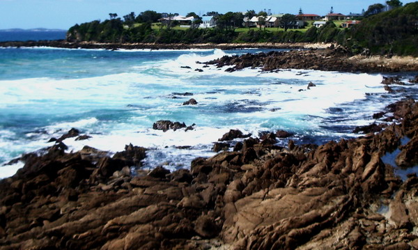 fantastic coastline