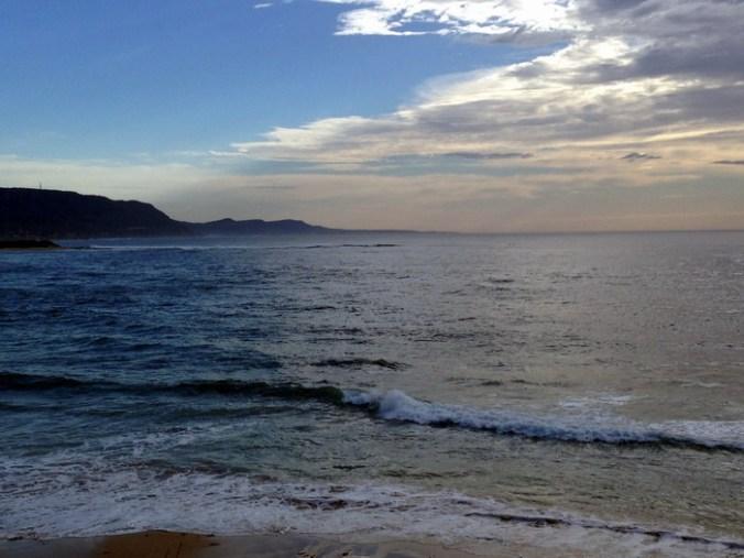 Bulli north early morning