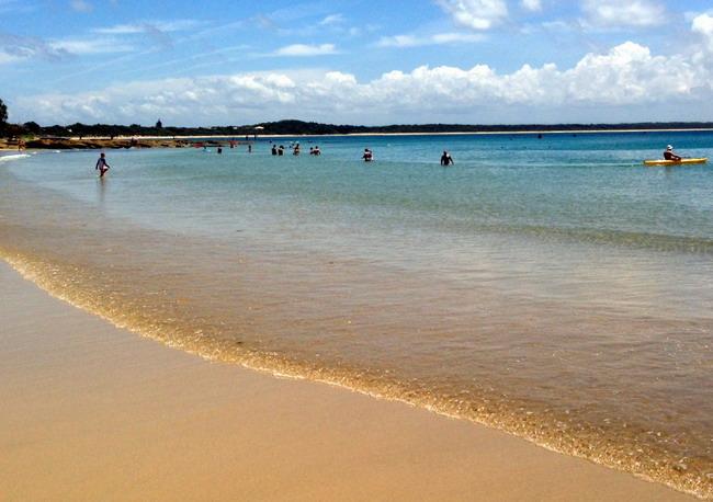 Abraham's Bosom Beach
